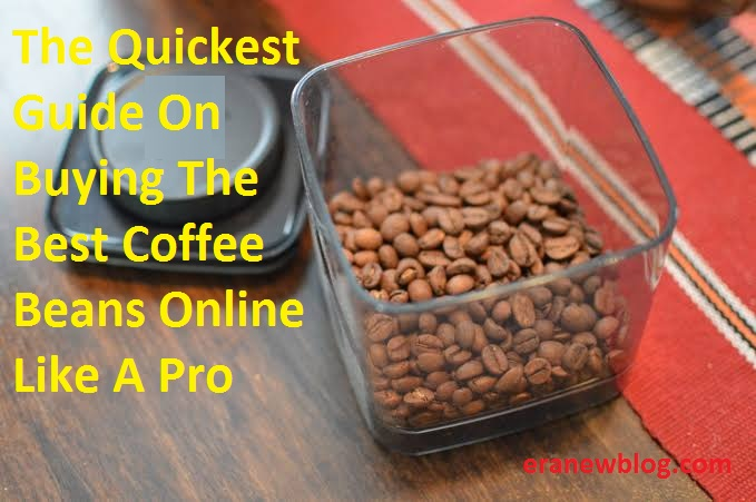 The Quickest Guide On Buying The Best Coffee Beans Online Like A Pro