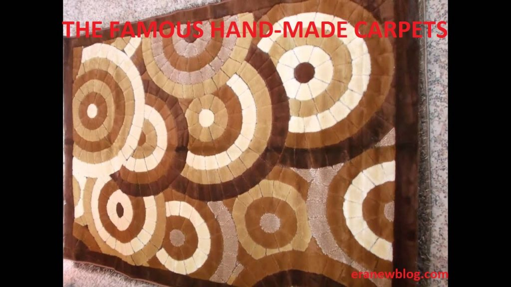 THE FAMOUS HAND-MADE CARPETS