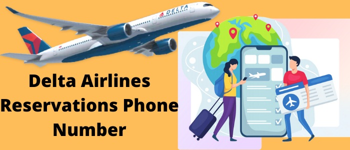 Delta Airlines Reservations Phone Number