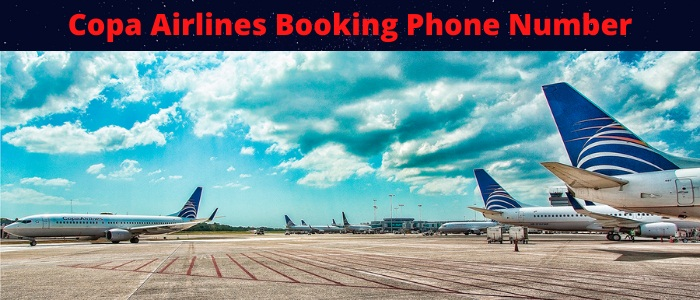 Copa Airlines Booking Phone Number