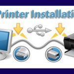 How to install HP printer