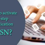Unable To Activate Two-Step Authentication Of MSN