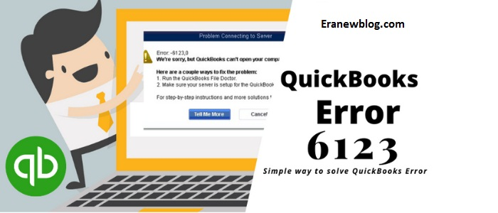 Resolve Quickbooks Error 6123 0