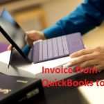 Invoice from QuickBooks to Excel